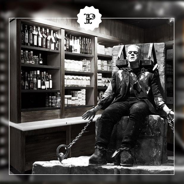 Platea te invita a tomarte un cóctel exclusivo de Luca Anastasio por Halloween