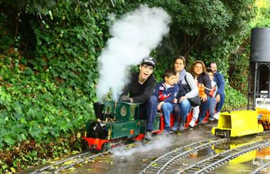 DÍA DEL TREN con jornada de puertas abiertas en el Museo del Ferrocarril