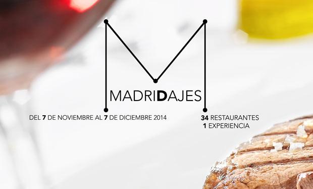 MadriDajes: Carne y vino de Madrid en 34 restaurantes
