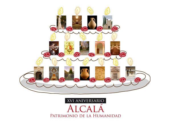 Alcalá de Henares celebra su XVI aniversario con varias jornadas de puertas abiertas