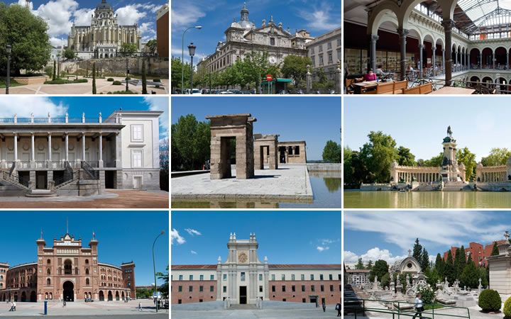 Disfruta Madrid de Norte a Sur: Agenda para conocer el patrimonio de Madrid desde Metro y Renfe