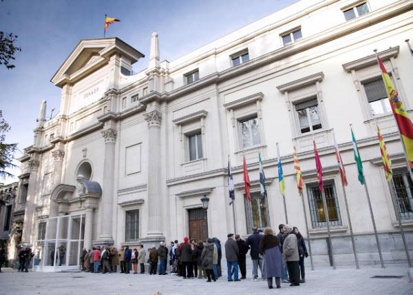 El Senado Madrid