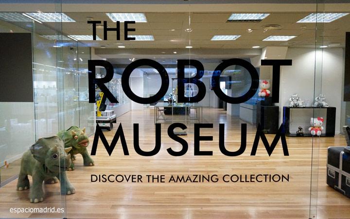 Juguetrónica amplía su tienda y el Museo del Robot en Madrid