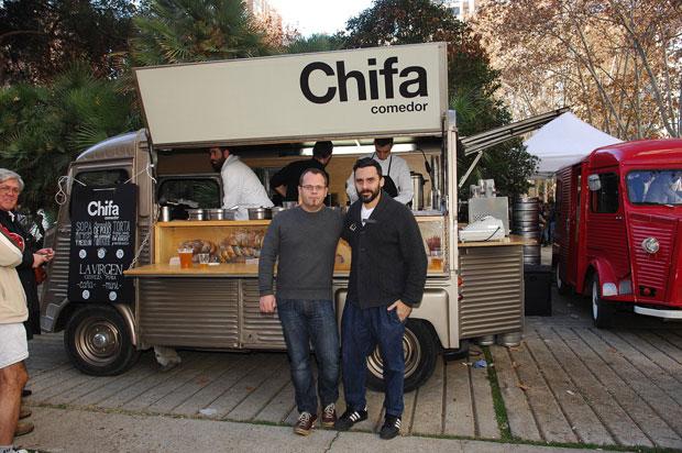 food truck Chifa