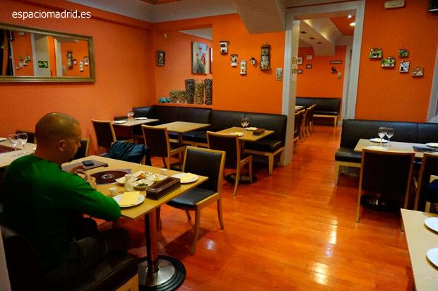 Maru Restaurante Coreano Y Japon S Junto A La Gran V A