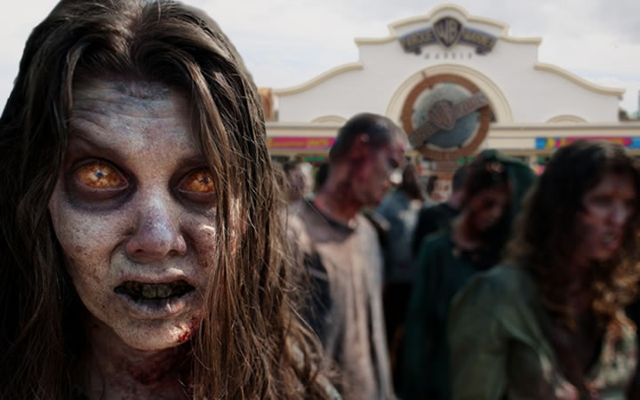 Reality Experience ZOMBIES EDITION en Parque Warner Madrid