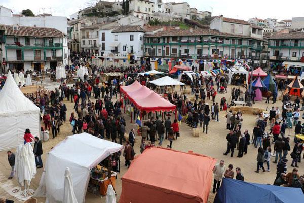Carnaval Medieval de Chinchón 2015