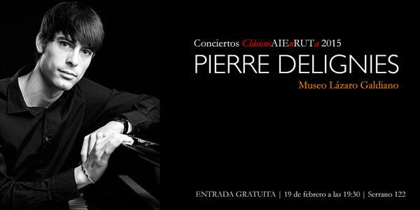 Conciertos gratuitos AIEnRUTa-Clásicos 2014-2015, en el Museo Lázaro Galdiano