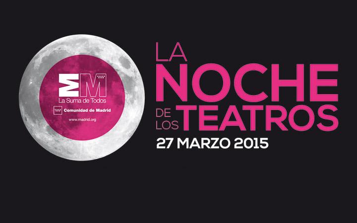 La Noche de los Teatros Madrid 2015