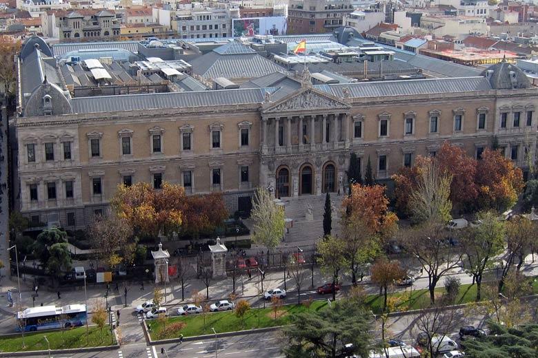 Jornada de Puertas Abiertas Biblioteca Nacional de España 2017