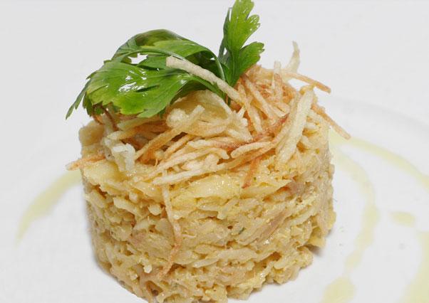 Bacalao dorado de Lunch & Dinner