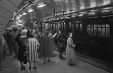 El Madrid de los años 50, 60 y 70 bajo el objetivo de Francesc Català Roca en una exposición