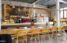 Monkee Koffee, slow coffee en Chamberí