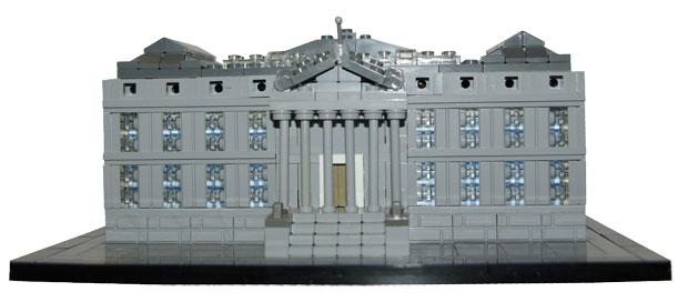 Palacio de las Cortes_LEGO