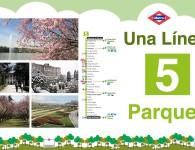 Descubre los parques más importantes de Madrid viajando en la Línea 5 de Metro