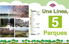 parques madrid metro