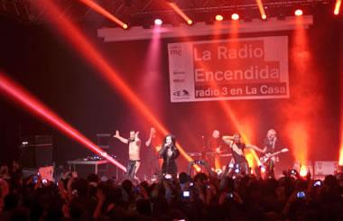 La Radio Encendida Madrid 2015, disfruta de conciertos gratuitos de los grupos más punteros