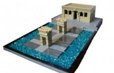 Fnac Callao expone Los edificios más famosos de Madrid construidos con piezas de LEGO