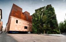 Descubre el Jardín Vertical de CaixaForum Madrid y aprende a construir el tuyo propio