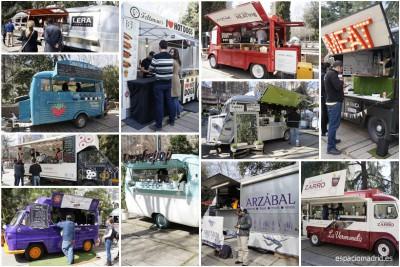 ¡Vuelve MadrEAT a Azca! Regresa el mercado de comida callejera a Madrid