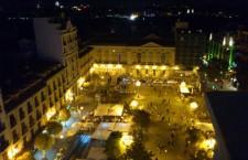 Plaza de Santa Ana, fotografía de DAVIDDEEFE