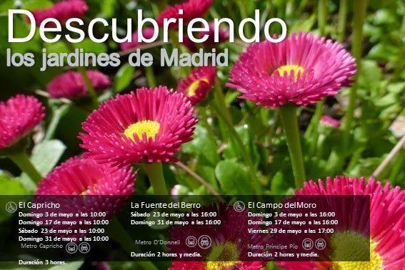 jardines madrid