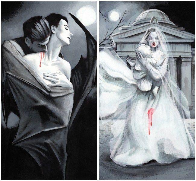 Exposicion Dracula Retiro