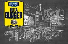 Ruta Burger Hellmann's Madrid 2015