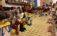 Gran exposición LEGO en el Museo del Ferrocarril para celebrar las Fiestas de San Isidro