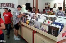 Hasta el 14 de junio, Madrid suena a Londres con la Beefeater Record Store