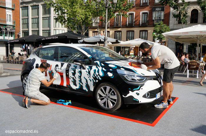 Renault Clio y Boa Mistura