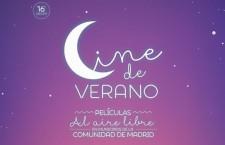 Cine de Verano de la Comunidad de Madrid, del 27 de junio al 30 de agosto 2015