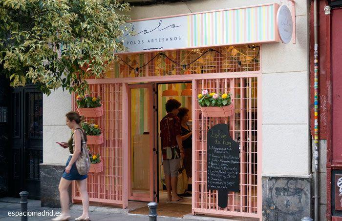 Lolo nueva tienda de polos artesanos en malasa a - Artesanos de madrid ...