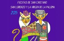 Programación Fiestas de San Cayetano, San Lorenzo y La Virgen de La Paloma Madrid 2015