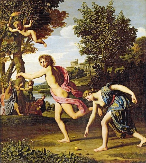 Atalanta-e-Hipomenes-de-Nicolás-Colombel