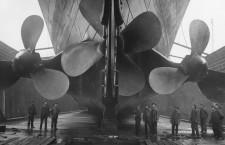 Hélices Titanic