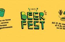 BeerFest 2015 en La Tape, del 21 de septiembre al 4 de octubre 2015