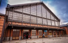 Estación Delicias, fotografía de Barcex
