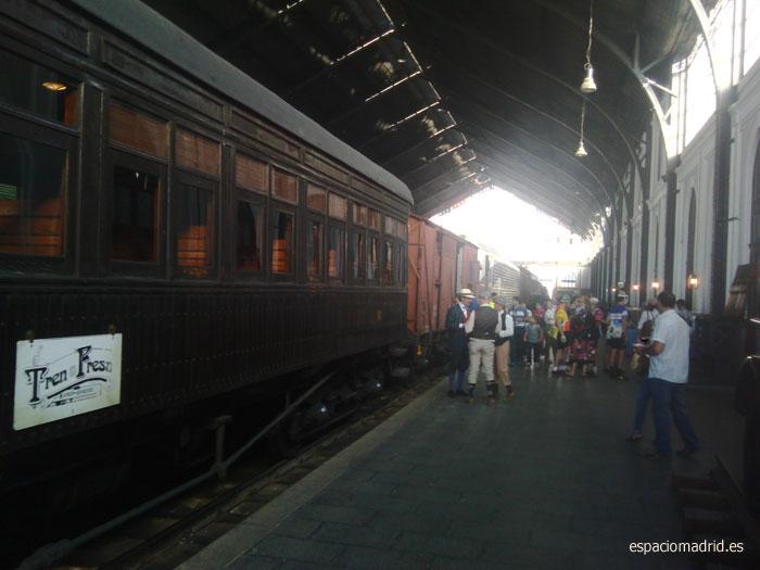 Tren de la Fresa Aranjuez