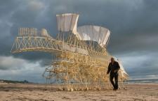 Exposición Theo Jansen. Asombrosas criaturas