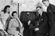 Exposición de radios antiguas en Madrid