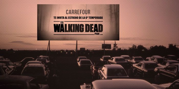 zombies carrefour