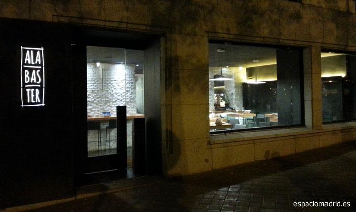 Alabaster Madrid