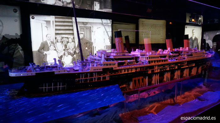 Exposicion Titanic