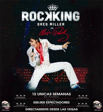 Rockking Elvis