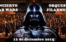 Concierto STAR WARS en el Auditorio Nacional de Madrid