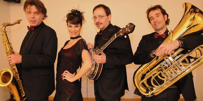 Concierto de jazz gratuito con dixie cream jazz band for Conciertos jazz madrid