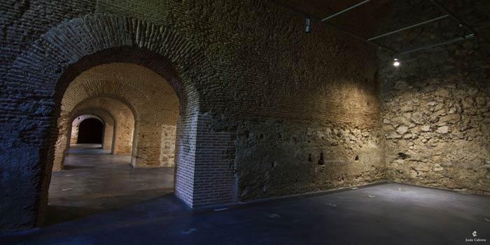 Sala de Bovedas - Fotografía de Jesús Cabrera