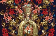 """Exposición """"María Antonieta. Diario Secreto de una Reina"""" de Benjamin Lacombe"""