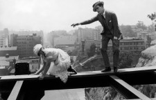 Never weaken - Harold Lloyd